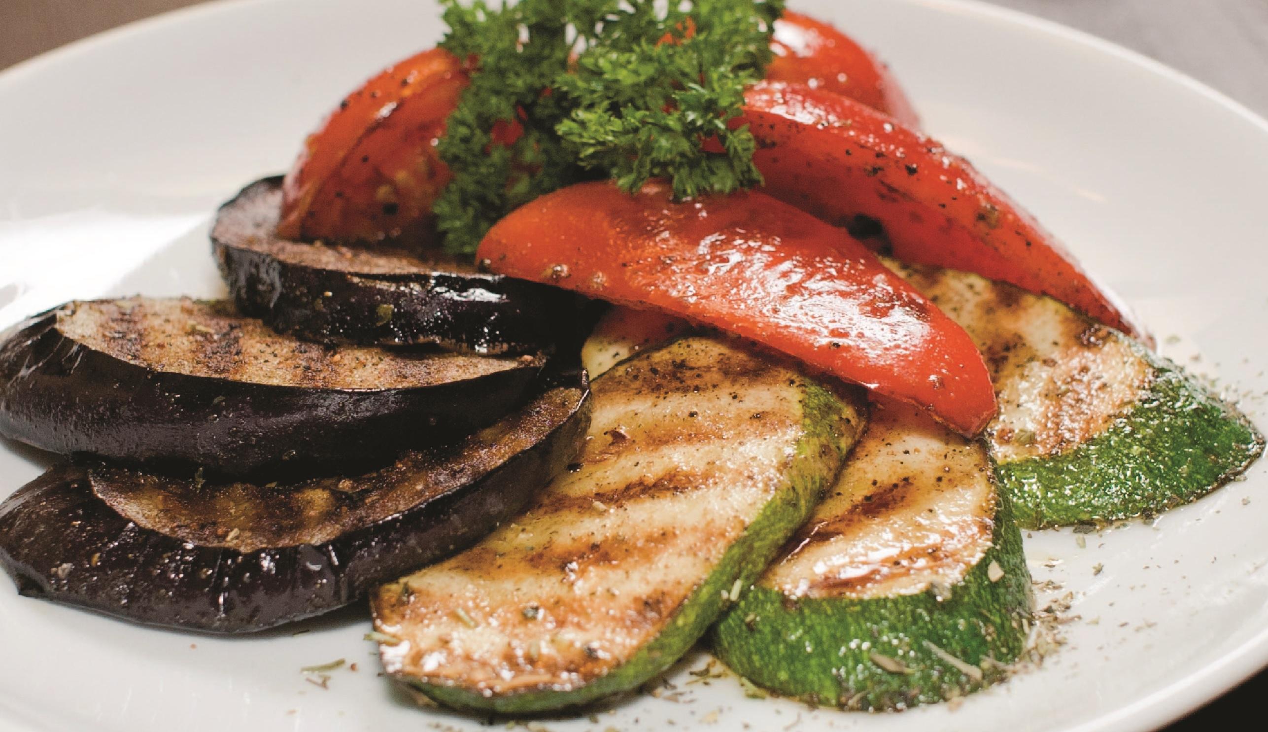 овощи гриль на гриле рецепт в духовке с фото